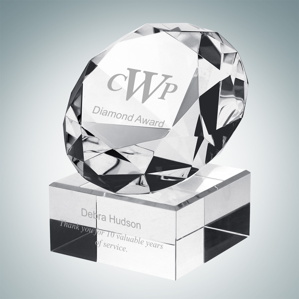 Diamond Excellence Award- Medium