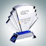 Optic Crystal Prosperity Award