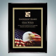 Eagle Achievement Wall Plaque