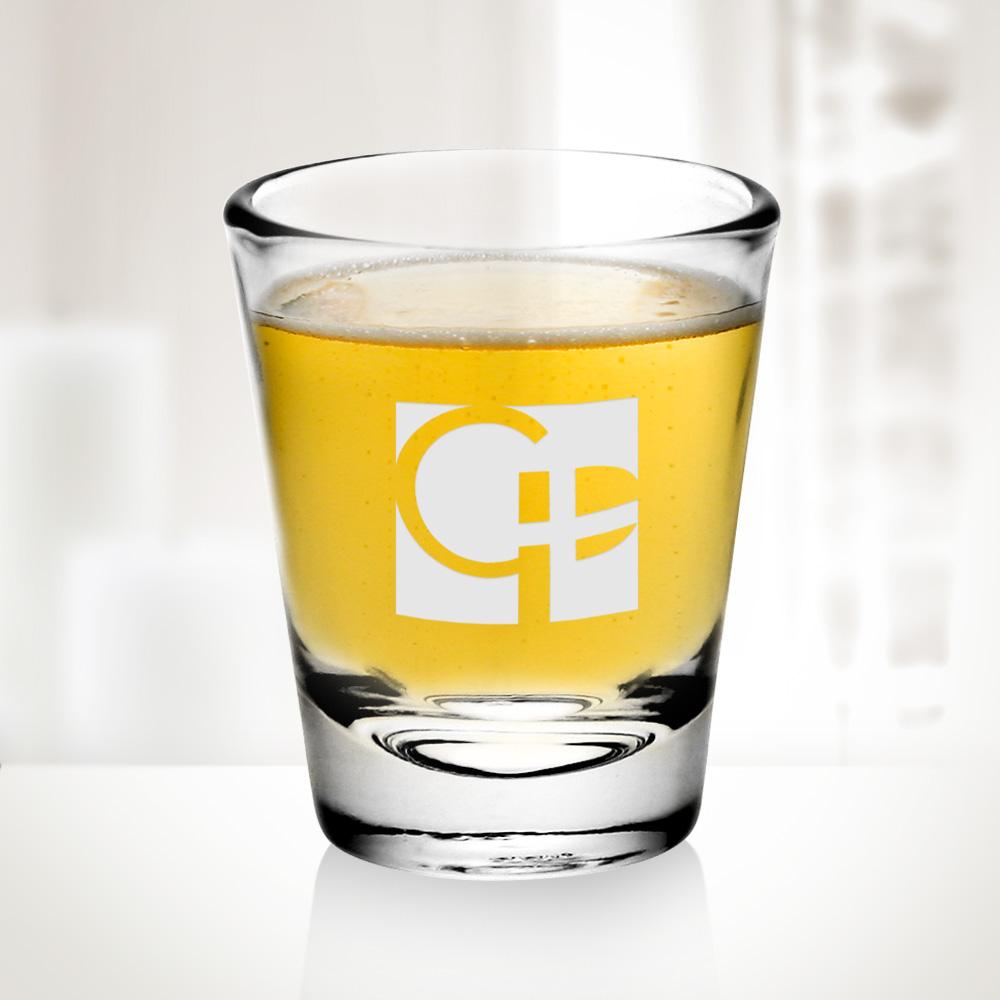 2oz Shot Glass