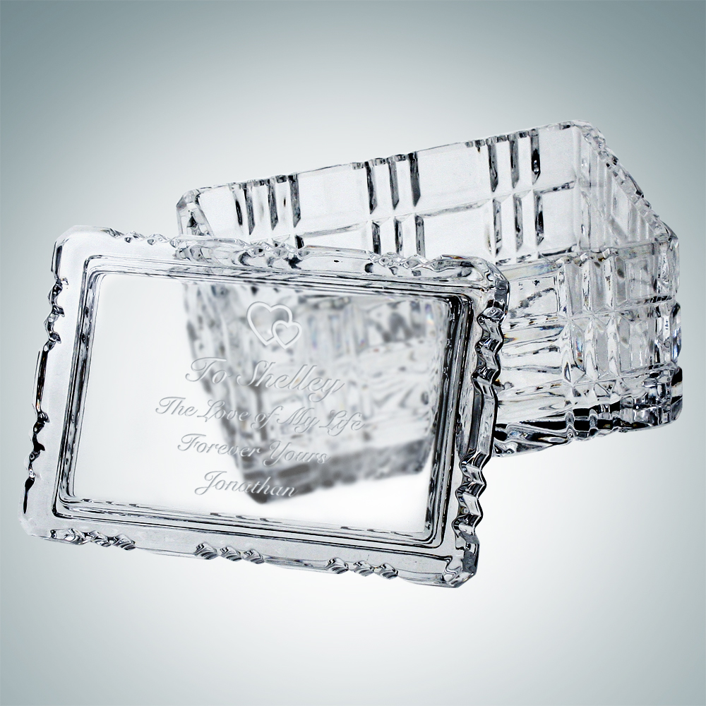 Majestic Crystal Box - Rectangle