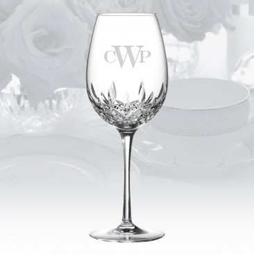 Waterford Lismore Essence 19oz Red Wine Goblet