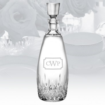 Waterford Lismore Essence Decanter, 36oz