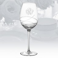 Waterford Ballet Ribbon Essence 19oz Red Wine Goblet