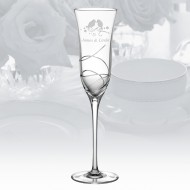 Waterford Ballet Ribbon Essence 8oz Champagne Flute
