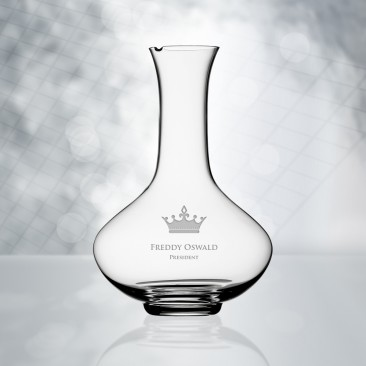 Orrefors Difference Decanter 43.5oz