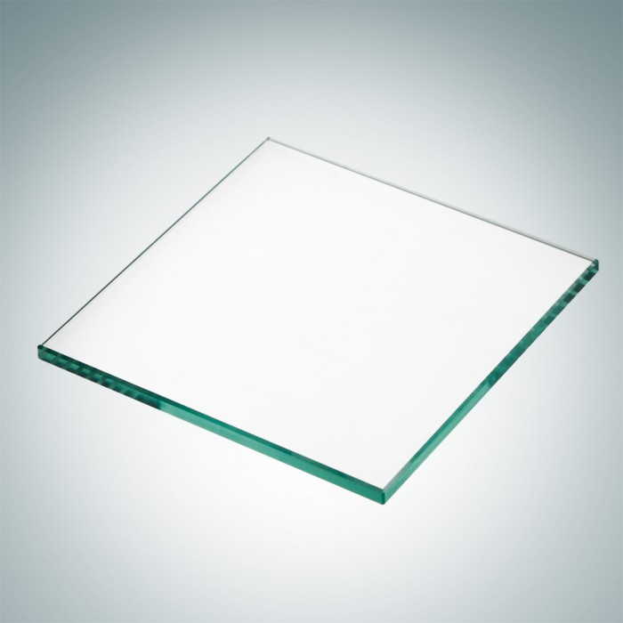 Square Glass Coaster - Single