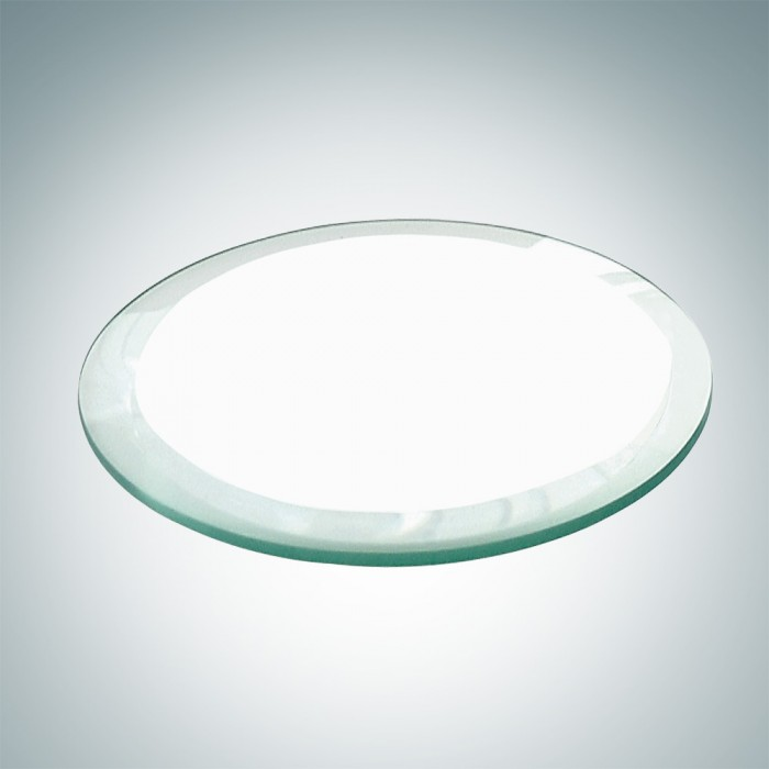 Circle Glass Coaster - Single