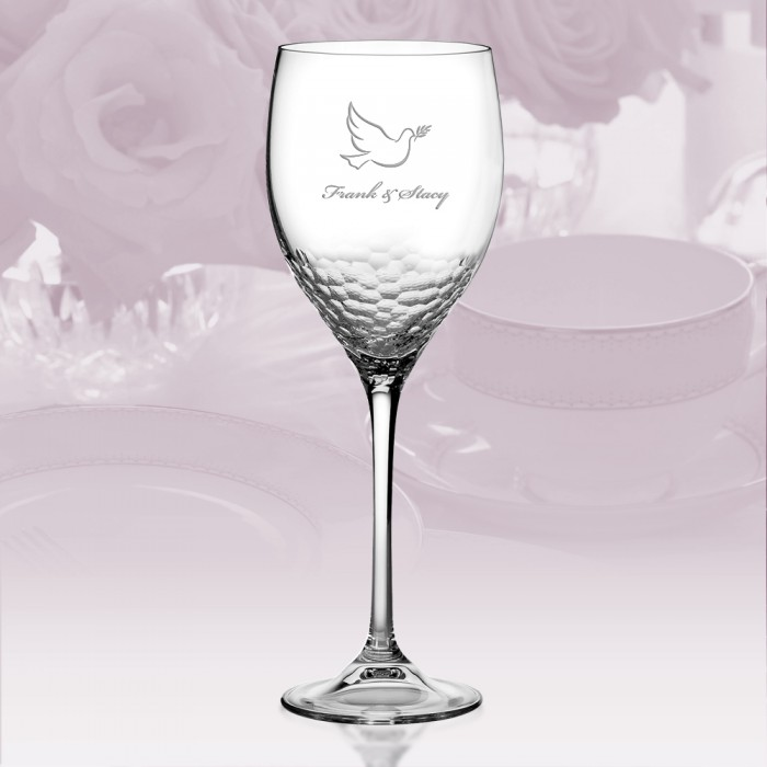 Vera Wang Wedgwood Sequin Goblet