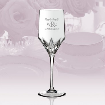 Vera Wang Wedgwood Peplum Wine Glass 10oz