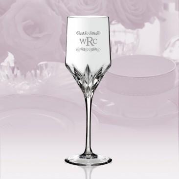 Vera Wang Wedgwood Peplum Wine Glass 10oz