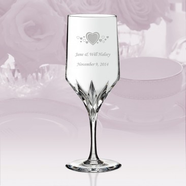 Vera Wang Wedgwood Peplum Iced Beverage Glass 8oz