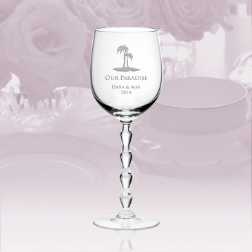 Vera Wang Wedgwood Orient Wine Glass 10.7oz