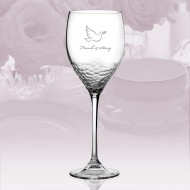 Vera Wang Wedgwood Sequin Goblet 14oz