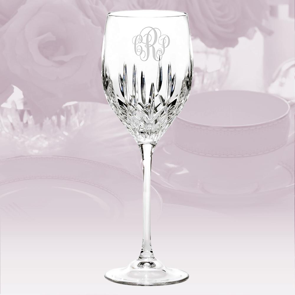 Personalize   Glass   Wine