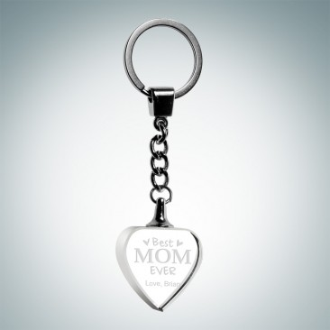 Heart Treasure Keychain