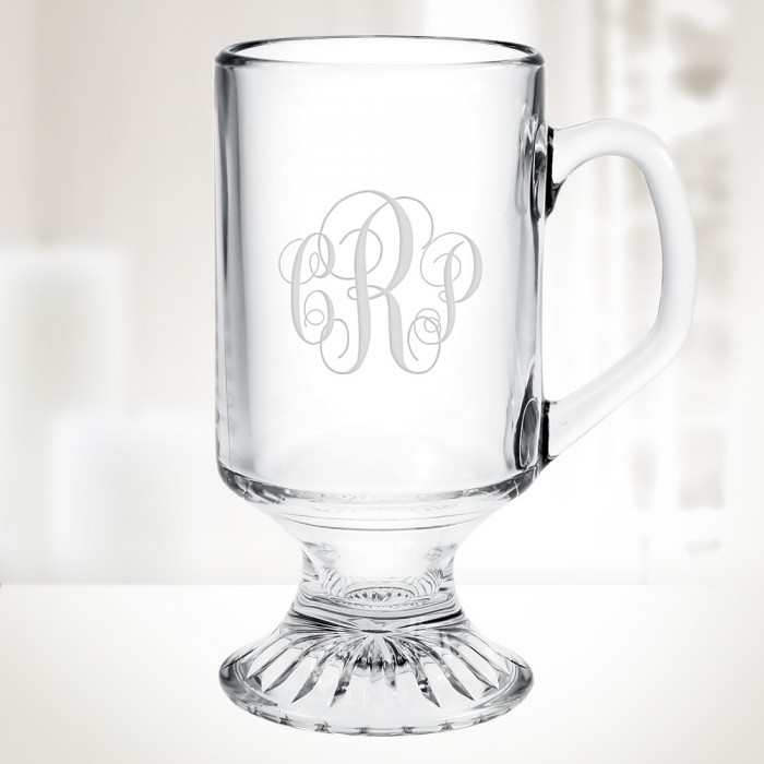 10 oz Irish Coffee Footed Glass