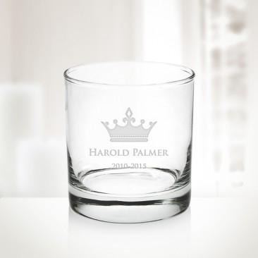 11oz Aristocrat OTR Whiskey Glass