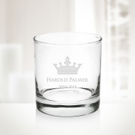 11oz Aristocrat OTR Whiskey Glass