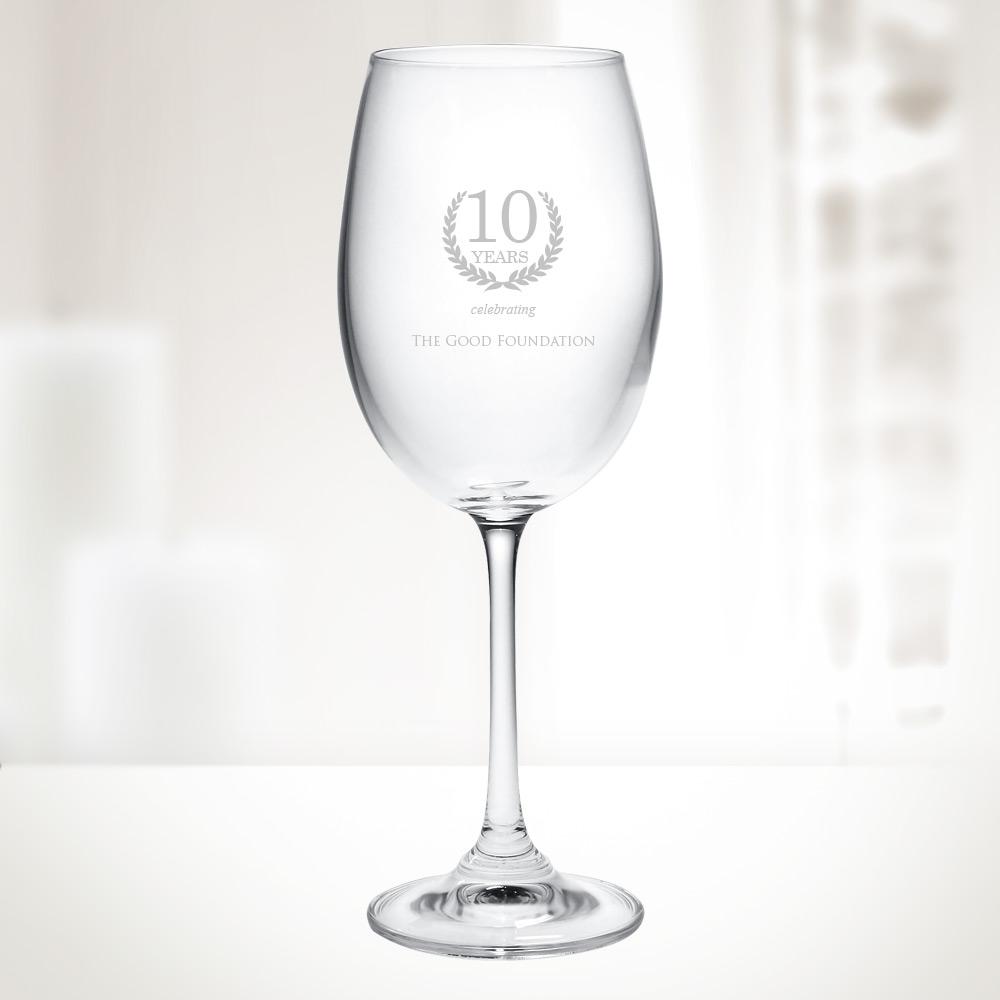Glass | White | Wine | Set