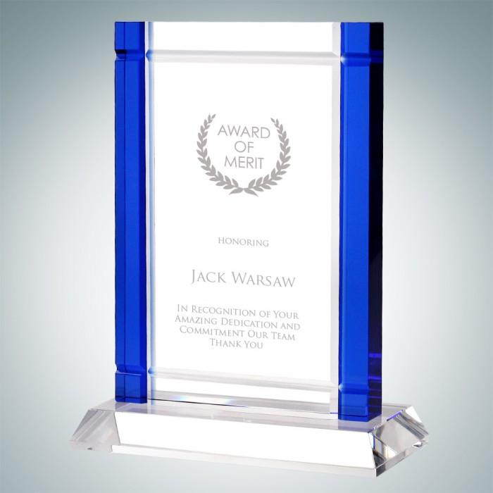 Classic Blue Deco Award