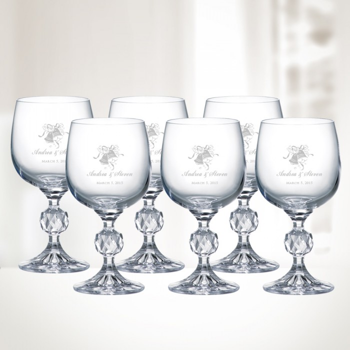 6.4 oz Klaudie White Wine Glass