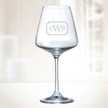 Crystalite 12 oz Naomi Red Wine Glass