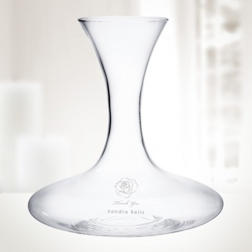 Crystalite Artisan Decanter 33.8oz