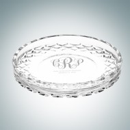 Circle Crystal Coasters 4pcs Set