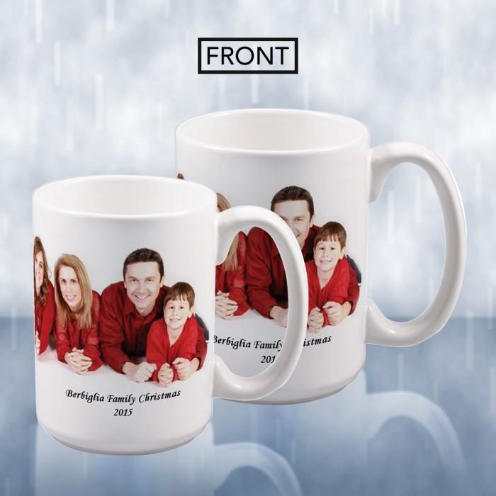 Ceramic Mug Photo Gift