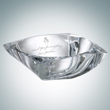 Crystalite Arezzo Bowl