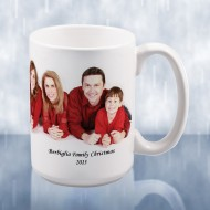Sublimational Ceramic Mug Photo Gift