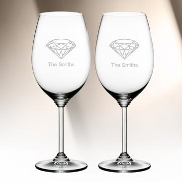 Riedel Wine Syrah Shiraz Glass 22.8oz, Pair