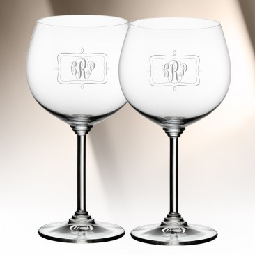 Riedel Oaked Chardonnay Wine Glass Pair, 21oz