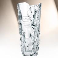 Nachtmann Sculpture Round Vase