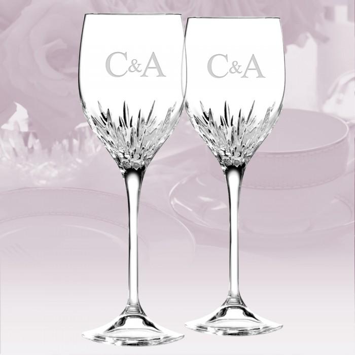 Vera wang wedgwood vera wang wedgwood duchesse wine glass stemware - Vera wang duchesse wine glasses ...