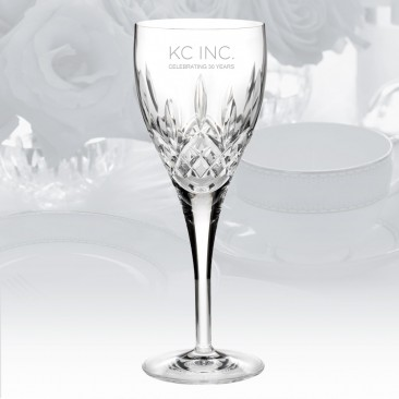 Waterford Lismore Nouveau White Wine Glass, 9oz