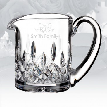 Waterford Lismore Small Pitcher, 16.9oz