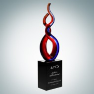 Art Glass Twist Award