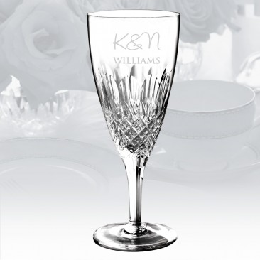 Monique Lhuillier Waterford Ellypse Iced Beverage Glass