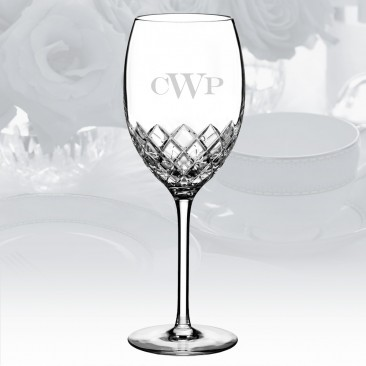 Monique Lhuillier Waterford Monique Cherish Wine Glass, 9oz