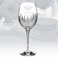 Waterford Lismore Diamond Essence Goblet, 19oz