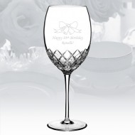 Monique Lhuillier Waterford Monique Cherish Goblet, 12oz
