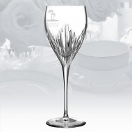 Monique Lhuillier Waterford Stardust Goblet, 16oz