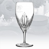 Monique Lhuillier Waterford Stardust Iced Beverage Glass, 12oz