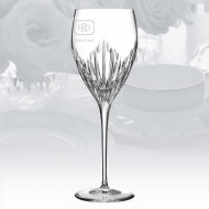Monique Lhuillier Waterford Stardust White Wine Glass 12oz