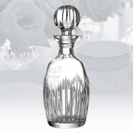 Monique Lhuillier Waterford Stardust Spirit Decanter 24oz