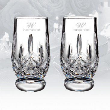 Waterford Lismore Footed Tasting Tumbler Pair, 5.5oz