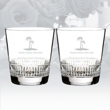 Waterford Town & Country Ashton Lane Tumbler, Pair