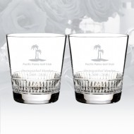 Waterford Town & Country Ashton Lane Whiskey Tumbler 9.5oz, Pair